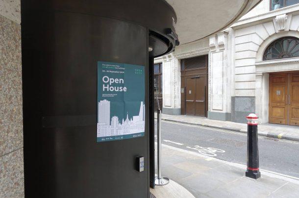 オープン・ハウス2018(ロンドン)の視察