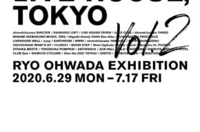 "RYO OHWADA ""LIVE HOUSE, TOKYO"" – Vol.02"